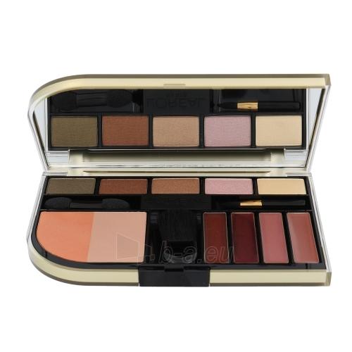 Šešėliai akims L´Oreal Paris Glamorous Palette Cosmetic 16g Paveikslėlis 1 iš 1 310820046462