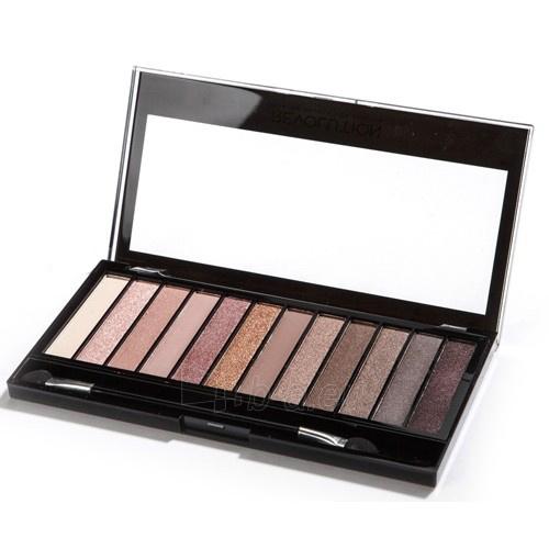 Šešėliai akims Makeup Revolution Eye Shadow Palette Iconic 3 Paveikslėlis 2 iš 2 250871200693