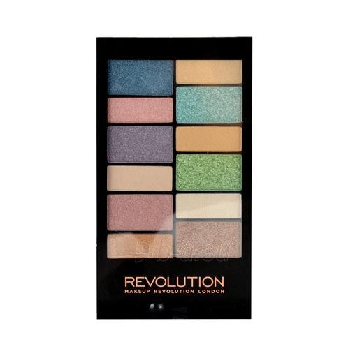 Šešėliai akims Makeup Revolution London Beach & Surf Eyeshadow Palette Cosmetic 8,4g Paveikslėlis 1 iš 1 310820010875