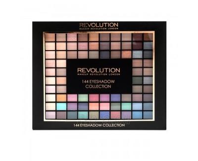 Šešėliai akims Makeup Revolution Paletka 144 (Eye Shadow Collection) 116 g Paveikslėlis 1 iš 1 310820056028