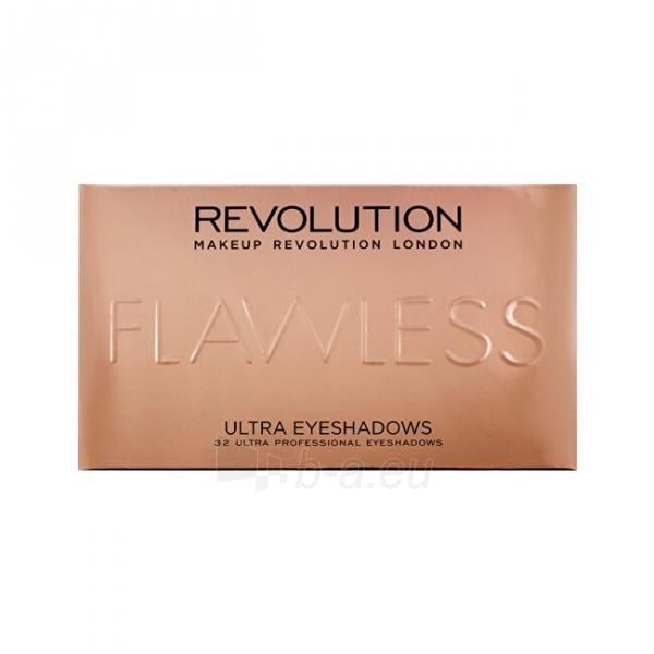 Šešėliai akims Makeup Revolution Palette 32 Eyeshadow Flawless Paveikslėlis 4 iš 4 250871200688