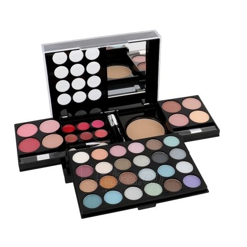 Šešėliai akims Makeup Trading Schmink Set 40 Colors Cosmetic 32,1g Paveikslėlis 1 iš 1 250871200166