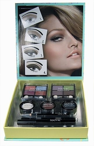 Makeup Trading Technic Beauty Eyes Cosmetic 27,5g Paveikslėlis 1 iš 1 250871200175