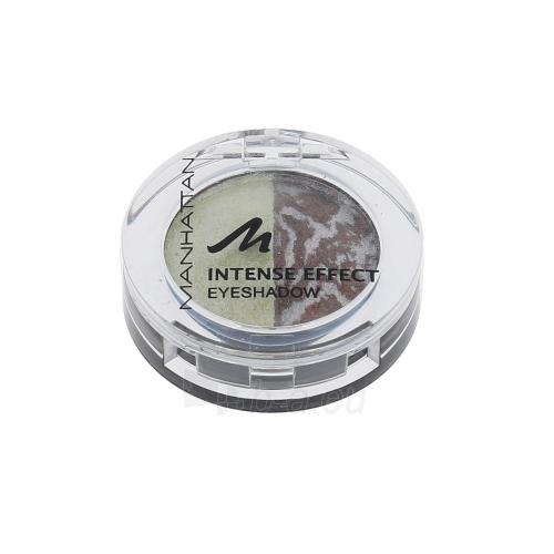 Šešėliai akims Manhattan Intense Effect Eyeshadow Cosmetic 4g Shade 81H/99T Bubble Tea Paveikslėlis 1 iš 1 310820104143