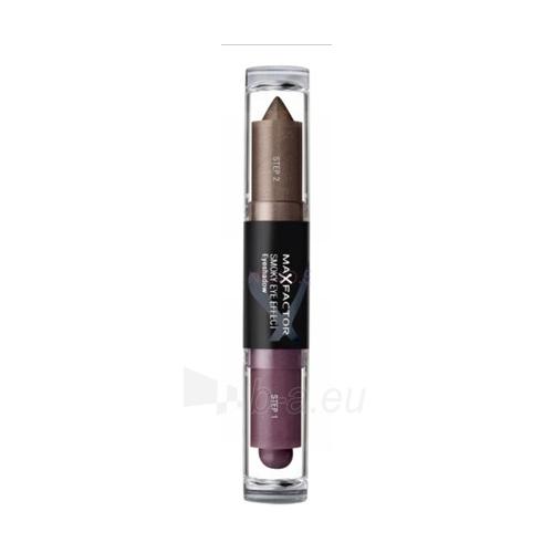 Max Factor Eyeshadow Smoky Eye Effect 8 Cosmetic 10g Paveikslėlis 1 iš 1 250871200192