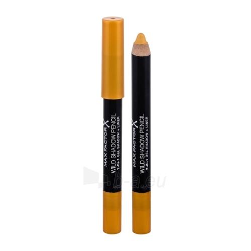 Šešėliai akims Max Factor Wild Shadow Pencil Cosmetic 2,3g Nr.40 Paveikslėlis 1 iš 1 250871200964