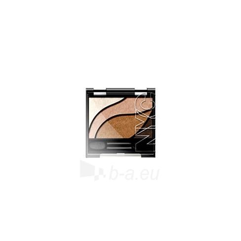 NYC New York Color Color Instinct Eye Shadow Palette Cosmetic 2,7g 968 Cupcakes & Coffee Paveikslėlis 1 iš 1 250871200798