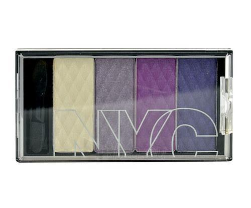 NYC New York Color HD Color Quattro Eye Shadow Cosmetic 6g 822 How I Met You Paveikslėlis 1 iš 1 250871200819