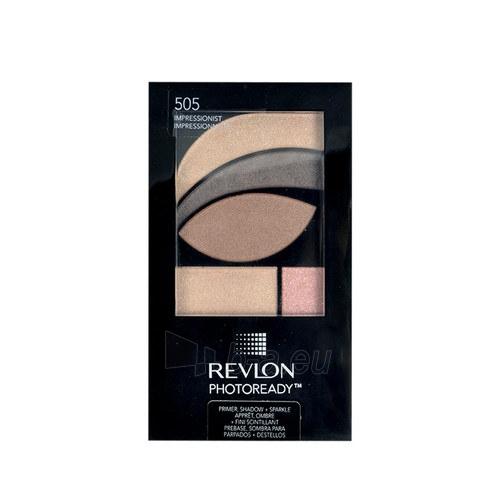Šešėliai akims Revlon Photoready Primer, Shadow & Sparkle Cosmetic 2,8g Shade 501 Metropolitan Paveikslėlis 1 iš 1 310820038247