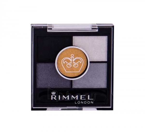 Šešėliai akims Rimmel London Glam Eyes HD 5-Colour Eye Shadow 3,8g 021 Golden Eye Paveikslėlis 3 iš 3 250871200537