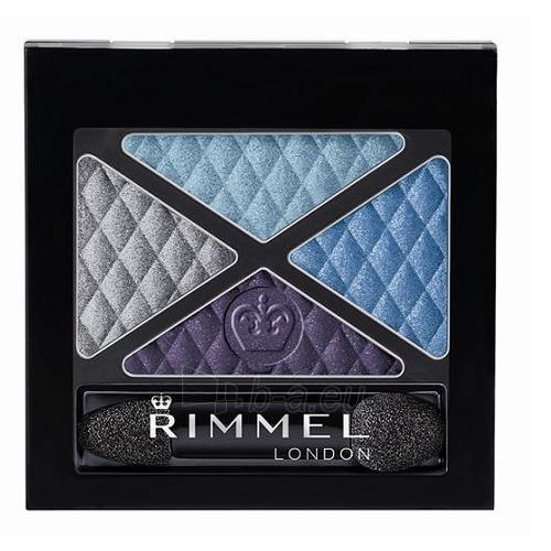 Rimmel London Glam Eyes Quad Eye Shadow 4,2g (Thrill Seeker) Paveikslėlis 1 iš 1 250871200394