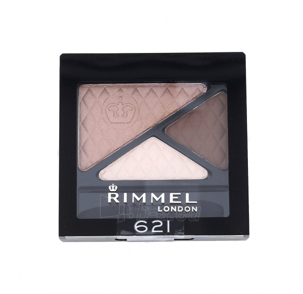 Rimmel London Glam Eyes Trio Eye Shadow Cosmetic 4,2g (Orion) Paveikslėlis 1 iš 1 250871200230
