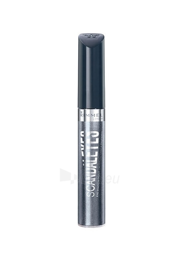 Rimmel London Scandal Eyes Eye Shadow Paint 7ml 011 Mercury Silver Paveikslėlis 1 iš 1 250871200550