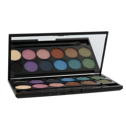 Šešėliai akims Sleek MakeUP I-Divine Eyeshadow Palette Cosmetic 13,2g Nr. 594 Original Paveikslėlis 1 iš 1 310820002565