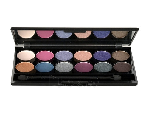 Šešėliai akims Sleek MakeUP I-Divine Eyeshadow Palette Cosmetic 13,2g Shade 098 Enchanted Forest Paveikslėlis 1 iš 1 310820028906