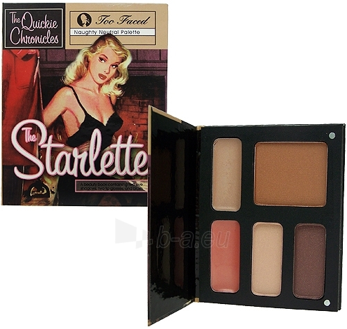 Too Faced Cosmetics The Starlette Cosmetic 9,5g Paveikslėlis 1 iš 1 250871200197