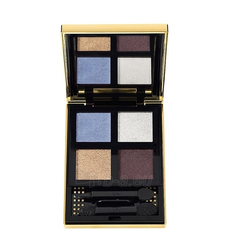 Yves Saint Laurent Pure Chromatic 4 Eye Shadows 5g (Shade 6) Paveikslėlis 1 iš 1 250871200413