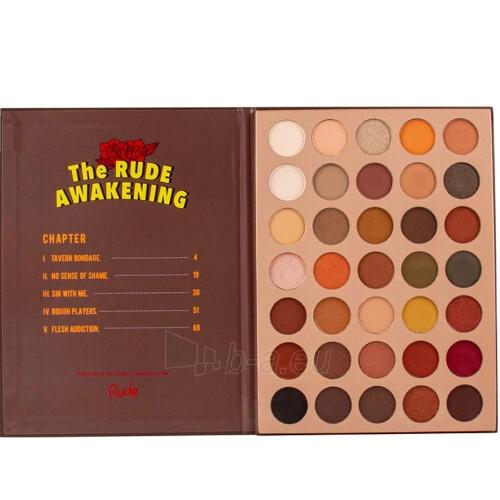 Šešėliai RUDE® Cosmetics Paletka 35 očních stínů Awakening (35 Eyeshadow Palette) 52,5 g Paveikslėlis 1 iš 4 310820199349