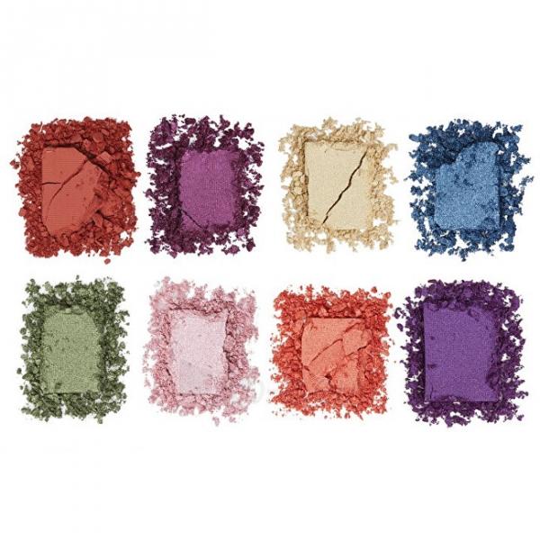Šešėlių paletė Makeup Revolution 15 Eye Shadow Palette Re-Loaded Passion for Color Palette 16.5g Paveikslėlis 3 iš 3 310820176741