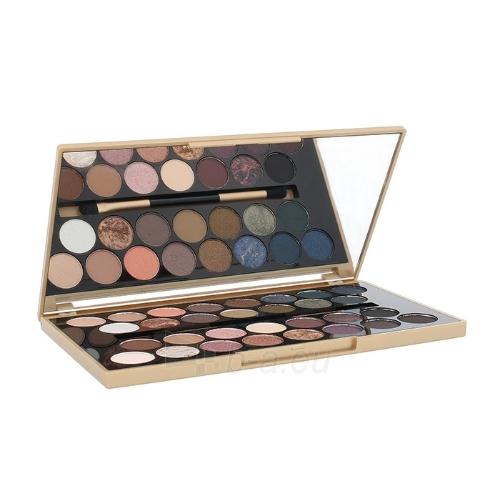 Šešėlių paletė Makeup Revolution London Fortune Favours The Brave Palette Cosmetic 16g Paveikslėlis 1 iš 1 310820132846