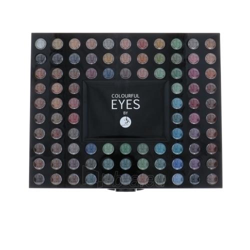 Šešėlių rinkinys 2K Colourful Eyes Cosmetic 78,4g Paveikslėlis 1 iš 1 310820045214