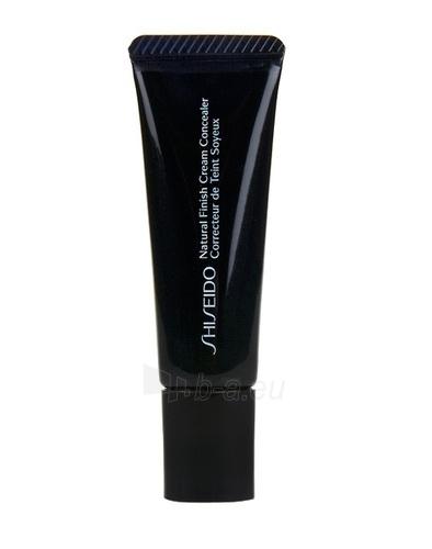 Shiseido Natural Finish Cream Concealer 10ml (Light Medium) Paveikslėlis 1 iš 1 250873200124