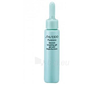 Shiseido Pureness Blemish Targeting Gel 15 ml Paveikslėlis 1 iš 1 250840700810
