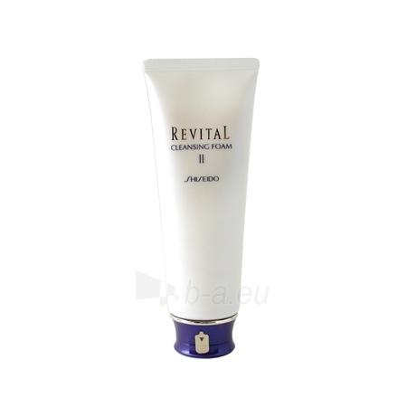 Shiseido Revital Cleansing Foam II Cosmetic 125g (pažeista pakuotė) Paveikslėlis 1 iš 1 250840700639