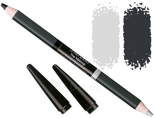Shiseido THE MAKEUP Eyeliner Pencil Duo D1 Cosmetic 1,3g Paveikslėlis 1 iš 1 2508713000078