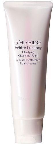 Shiseido White Lucency Cleansing Foam Cosmetic 125ml (testeris) Paveikslėlis 1 iš 1 250840700463