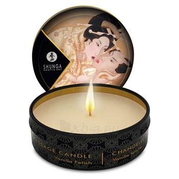 Žvakė Shunga - Massage Candle 30 ml Paveikslėlis 1 iš 1 2514100000201