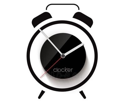 Sianinis laikrodis Clocker Alarm Paveikslėlis 1 iš 1 310820027819