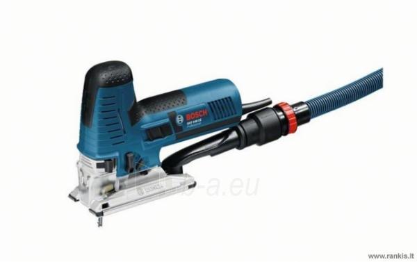 Siaurapjūklis Bosch GST 140 CE Professional Paveikslėlis 1 iš 1 310820054715