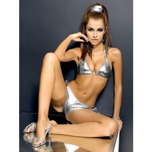 Sidabrinis bikini Silverfever L/XL Paveikslėlis 1 iš 4 310820006293