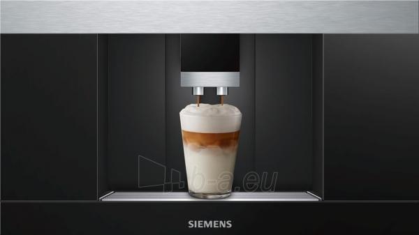 SIEMENS CT636LES1 Įmontuoj. kavos apar. Paveikslėlis 3 iš 5 310820012581