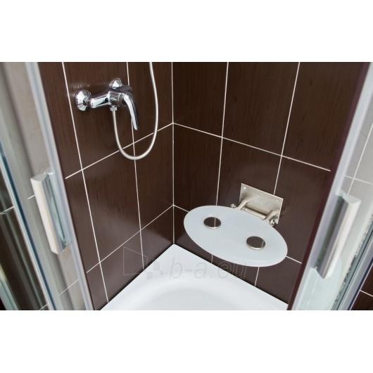 Sieninis dušo maišytuvas Rosa, 150 mm Paveikslėlis 2 iš 4 270721000810