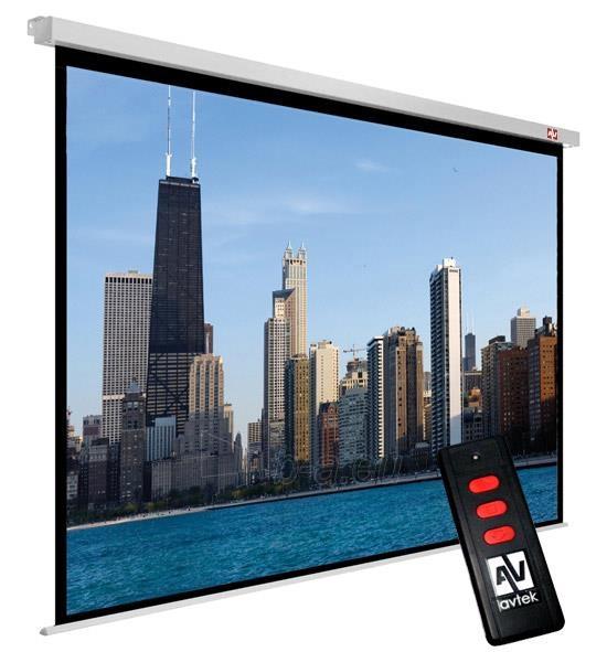 Sieninis ekranas Avtek Business Electric 300P (300 x 227,5 cm) - 16:10 Paveikslėlis 1 iš 4 250224001031