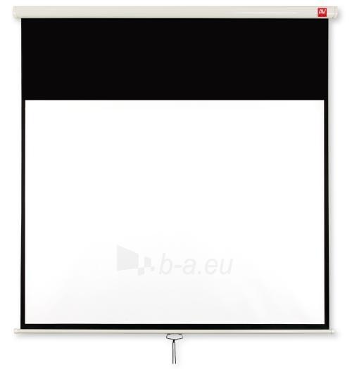 Sieninis ekranas Avtek Video 200 (195 x 146.5) - 4:3 - Matt White Paveikslėlis 1 iš 1 30058000047