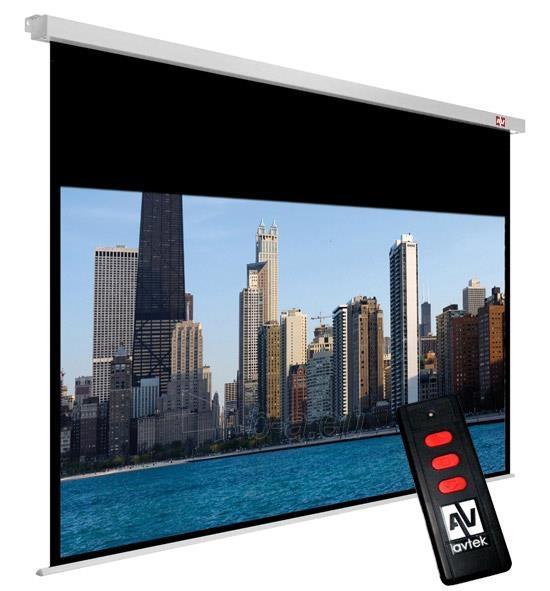 Sieninis ekranas Avtek Video Electric 240 (235 x 176,2) - 4:3 - MW - diagonal 3 Paveikslėlis 1 iš 4 30058000048