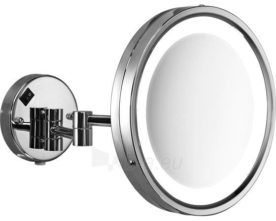 Sieninis kosmetinis veidrodis, 5x Paveikslėlis 1 iš 1 270717000814