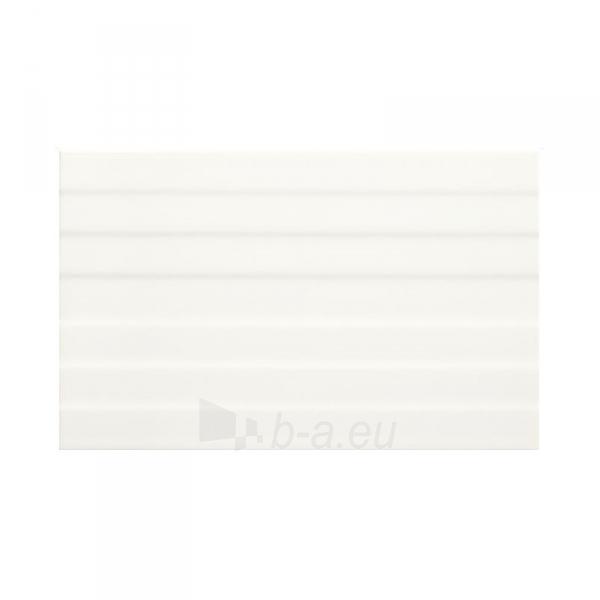 Sienų plytelės LORIS balta str. 25x40 cm Paveikslėlis 1 iš 1 310820062554