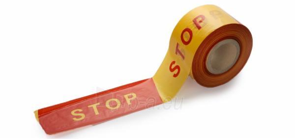 Signalinė juosta STOP Paveikslėlis 1 iš 2 310820126459