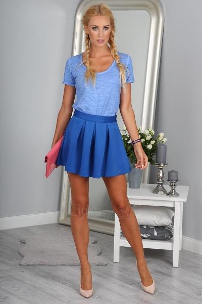Sijonas Elana (mėlynos spalvos) Paveikslėlis 1 iš 4 310820045508