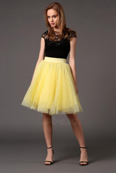 Sijonas Lika (geltonos spalvos) Paveikslėlis 1 iš 4 310820033865