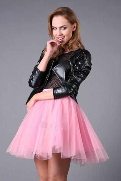 Sijonas Loka (šviesiai rožinės spalvos) Paveikslėlis 1 iš 4 310820033861