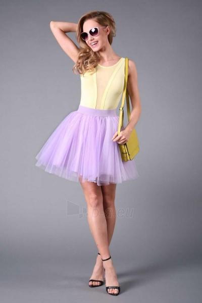 Sijonas Loka (violetinės spalvos) Paveikslėlis 1 iš 4 310820033874