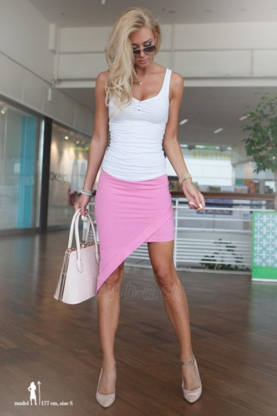 Sijonas Venu (rožinės spalvos) Paveikslėlis 1 iš 4 310820034122