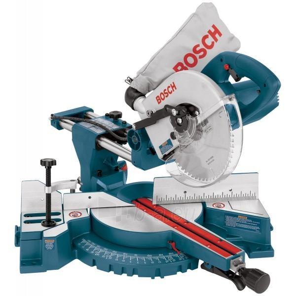 Sijų pjūklas Bosch GCM 10 S Professional Paveikslėlis 1 iš 1 225212000129