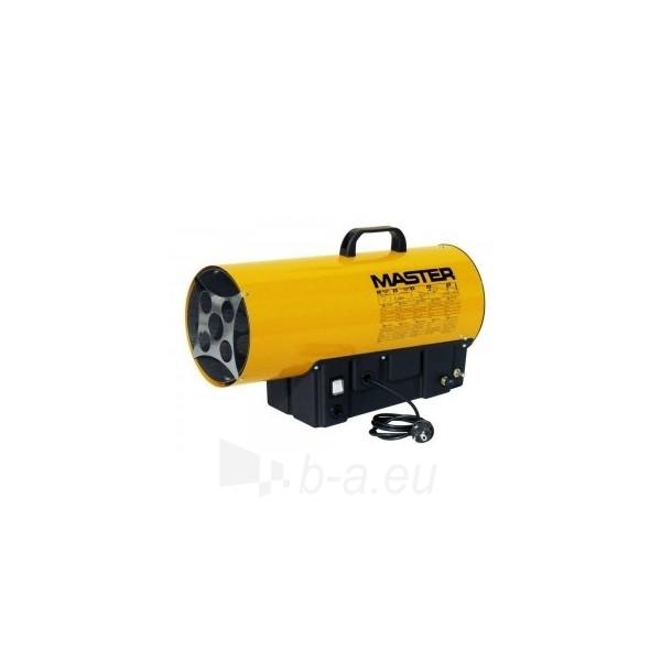 Šildytuvas dujinis MASTER BLP 17 M 16 kW piezo uždegimas Paveikslėlis 1 iš 1 30100400076