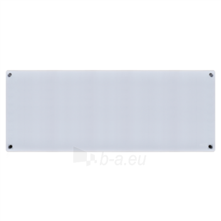 Šildytuvas Mill Glass MB600DN G Panel Heater, 600 W, Suitable for rooms up to 11 m², Number of fins Inapplicable, Grey Paveikslėlis 1 iš 5 310820223230